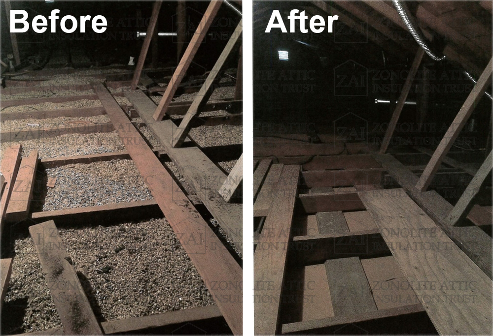 Zonolite Attic Insulation Trust Images